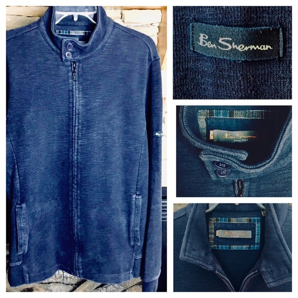 Ben Sherman Other - Ben Sherman Zipper Jacket